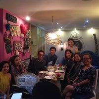 7/30/2014 tarihinde Rochelle B.ziyaretçi tarafından 14 Four Cafe'de çekilen fotoğraf