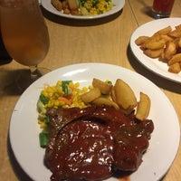Das Foto wurde bei Abuba Steak von Lira W. am 6/17/2017 aufgenommen