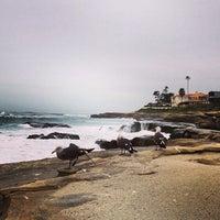 Снимок сделан в La Jolla Beach пользователем Khalid A. 12/25/2012