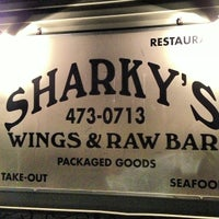Sharky's Wings and Raw Bar - 40 tips