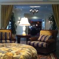 Foto tirada no(a) Washington Duke Inn & Golf Club por Tristan W. em 1/25/2013