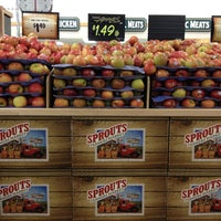 Sprouts Farmers Market - 7153 Amador Plaza Rd