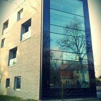 Das Foto wurde bei Medieninnovationszentrum Babelsberg (MIZ) von Björn am 1/12/2013 aufgenommen