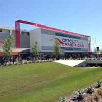 Foto tirada no(a) Circuit of The Americas por Ken em 4/21/2013