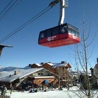 Снимок сделан в Jackson Hole Mountain Resort пользователем Lauren C. 2/24/2013