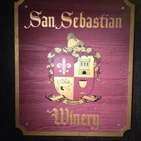 Foto tirada no(a) San Sebastian Winery por Jennifer B. em 7/3/2013