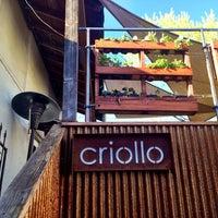 Das Foto wurde bei Criollo Latin Kitchen von Chelsea C. am 5/4/2014 aufgenommen