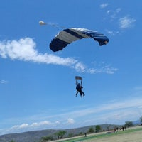 Foto scattata a Skydive México da gabriela n. il 5/27/2013