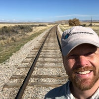 Photo taken at Golden Spike National Historic Site by Martijn v. on 10/24/2018