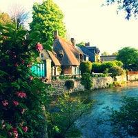 Photo prise au Veules-les-Roses par Simon C. le4/21/2014