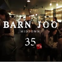 Barn Joo 35 Korean Restaurant In New York
