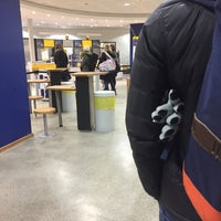 Das Foto wurde bei Postbank Finanzcenter von marcus L. am 2/11/2017 aufgenommen