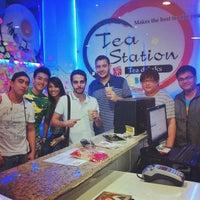 Foto tirada no(a) Tea Station por Luiz Q. em 3/31/2013