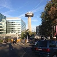 Foto diambil di RTBF oleh Francois J. pada 10/31/2012