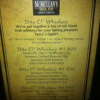 Снимок сделан в McMullan's Irish Pub пользователем Jacqueline D. 7/6/2013