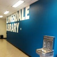 7/31/2014にDonald B.がLangsdale Libraryで撮った写真
