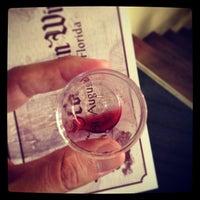 Foto tirada no(a) San Sebastian Winery por Frank L. em 6/1/2013