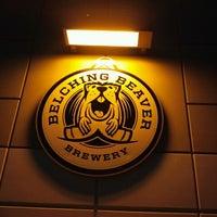 Photo prise au Belching Beaver Brewery par Eric W. le10/27/2012