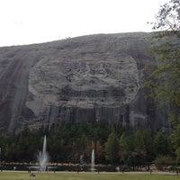 Foto tomada en Stone Mountain Park por Peter el 10/14/2012