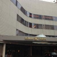 Foto tirada no(a) Hilton Tokyo por kiseracera em 3/3/2013