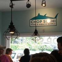 Chop Sushi - Gallery Row - Lancaster, PA