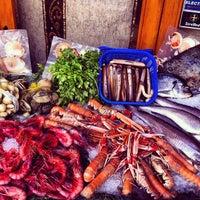 Das Foto wurde bei Restaurante Salamanca von Катерина М. am 9/30/2012 aufgenommen