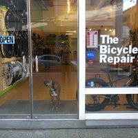 The Bicycle Repair Shop - Seattle Central Business District