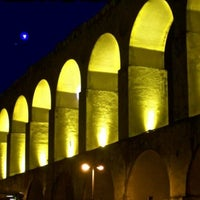 Das Foto wurde bei Arcos da Lapa von Ricardo G. am 1/2/2013 aufgenommen