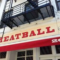 Foto scattata a The Meatball Shop da Jill L. il 4/6/2013