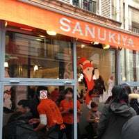 Foto tirada no(a) Sanukiya por Shuzo M. em 12/9/2012