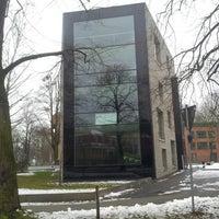 Das Foto wurde bei Medieninnovationszentrum Babelsberg (MIZ) von Horst J. am 2/25/2013 aufgenommen