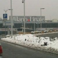 12/15/2012에 Cecilia B.님이 Aeroporto di Milano Linate (LIN)에서 찍은 사진