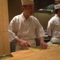 11/16/2012 tarihinde Ali G.ziyaretçi tarafından Sushi Yasuda'de çekilen fotoğraf