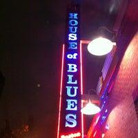 Photo prise au House of Blues par Matt G. le10/31/2012