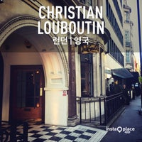 la meilleure attitude 15f34 aa34a Christian Louboutin Mens Boutique - Mayfair - 2 tips