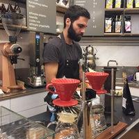 Photo prise au Coffee Manifesto par LaL le9/30/2015