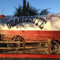 Photo taken at Town of Quartzsite by Colin B. on 10/29/2012