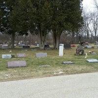Photo prise au Delafield Cemetery par Jim C. le2/26/2016