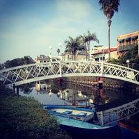 Das Foto wurde bei Venice Canals von Ian W. am 11/25/2012 aufgenommen