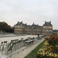 10/29/2018 tarihinde Spakeevaziyaretçi tarafından Grand Bassin du Jardin du Luxembourg'de çekilen fotoğraf