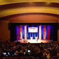 Foto tomada en Lisner Auditorium por Brian Q. el 10/7/2012