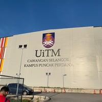 Fakulti Pengurusan Maklumat Universiti Teknologi Mara Puncak Perdana
