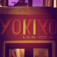 Foto scattata a YOKIYO | 여기요! da c.ake il 3/8/2013