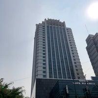 Kantor Pusat Direktorat Jenderal Pajak - Kebayoran Baru - Jalan Jenderal Gatot  Subroto Kav 40-42