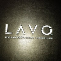 Foto diambil di Lavo oleh Viviana V. pada 10/7/2012