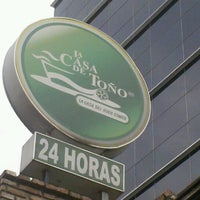10/30/2012にPau V.がLa Casa de Toñoで撮った写真