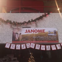 12/22/2016 tarihinde Juan Carlos G.ziyaretçi tarafından Janome Latin America Ltda.'de çekilen fotoğraf