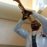 Снимок сделан в Louis Armstrong New Orleans International Airport (MSY) пользователем Alan D. 8/9/2013