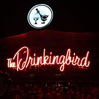 Foto tirada no(a) The Drinkingbird por Erik R. em 9/28/2016