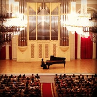 Photo prise au Grand Hall of St Petersburg Philharmonia par Evgeny L. le3/2/2013